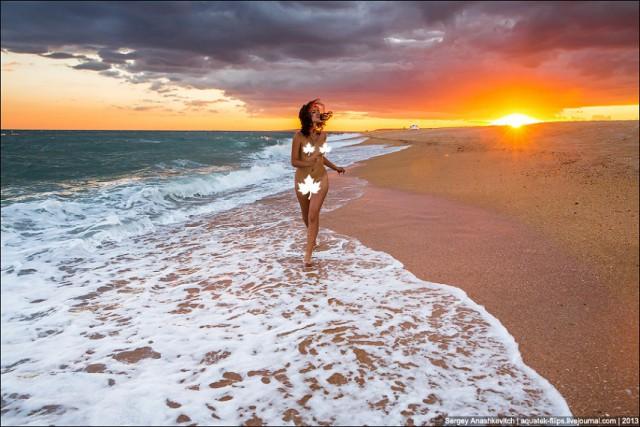 Нудистские пляжи юга 96