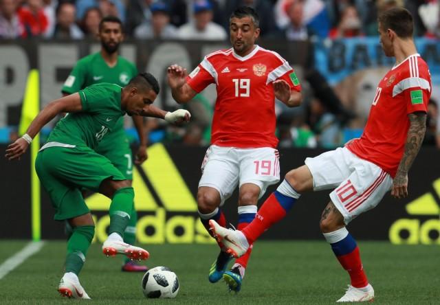 Саудовских футболистов ждёт наказание за поражение в матче с РФ