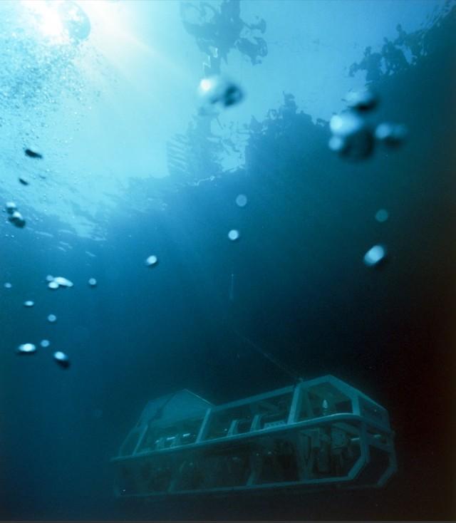 """Подводная экскурсия на """"Титаник"""""""