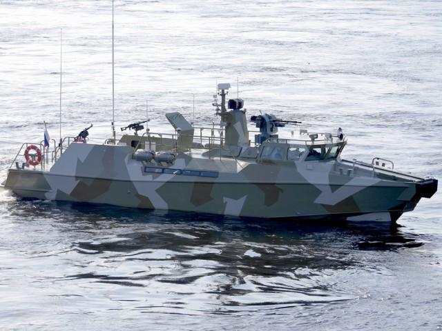 ЛСЗ «Пелла» сдал патрульные катера проекта