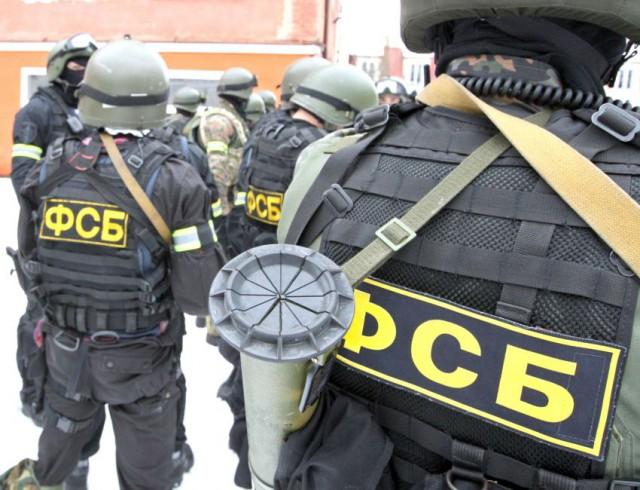 ФСБ обыскивает  ГСУ СК по Москве