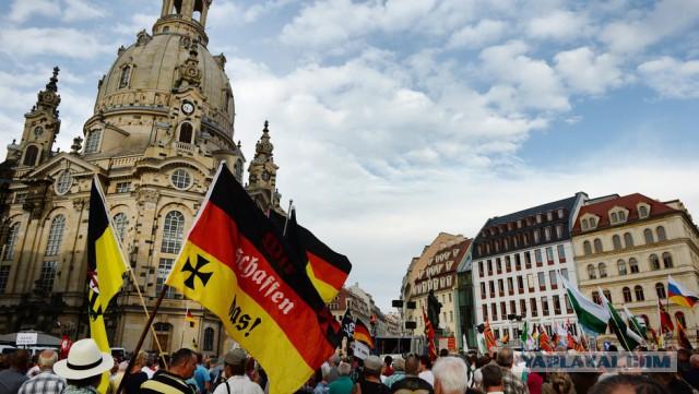 В Германии появилась петиция с требованием о выходе Саксонии из состава ФРГ и присоединении к РФ