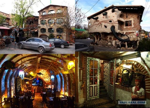 """Ресторан """"Старий Млин"""" - заведение сносящее крышу."""