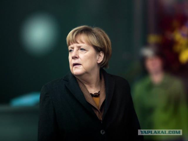 Меркель: Миропорядок вместе с Россией