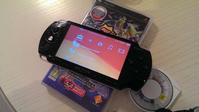 Sony PSP 2001 slim обмен-продажа Москва