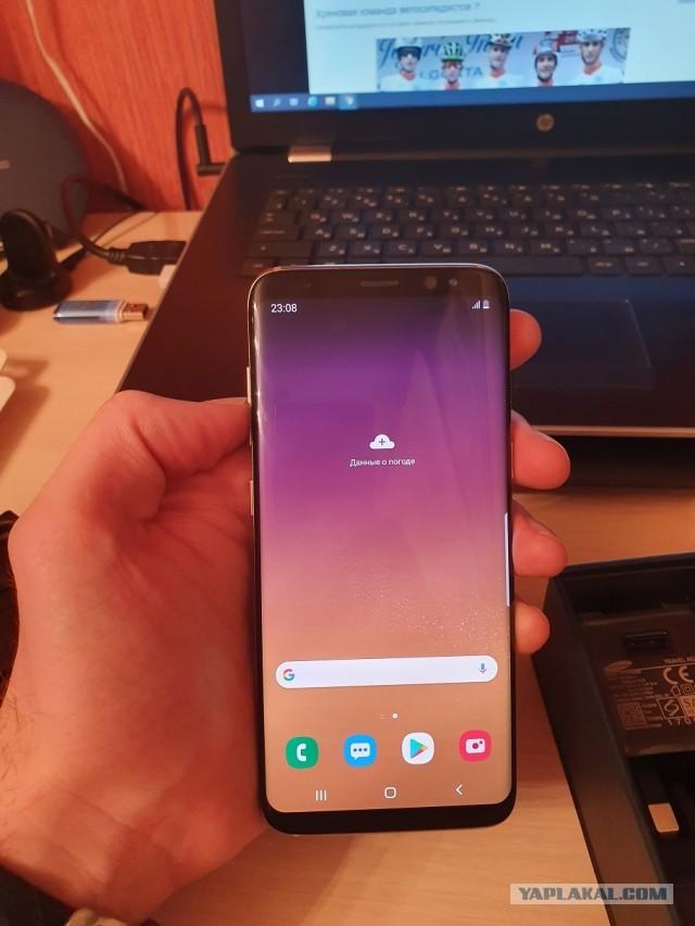 Продается Samsung Galaxy S8