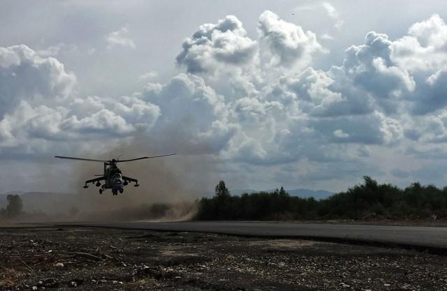 Генштаб РФ не исключает создания одной военной