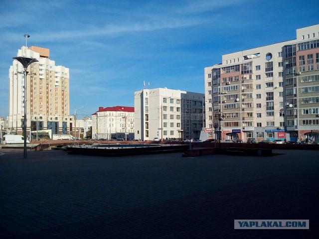Просто 2 дня в Минске.