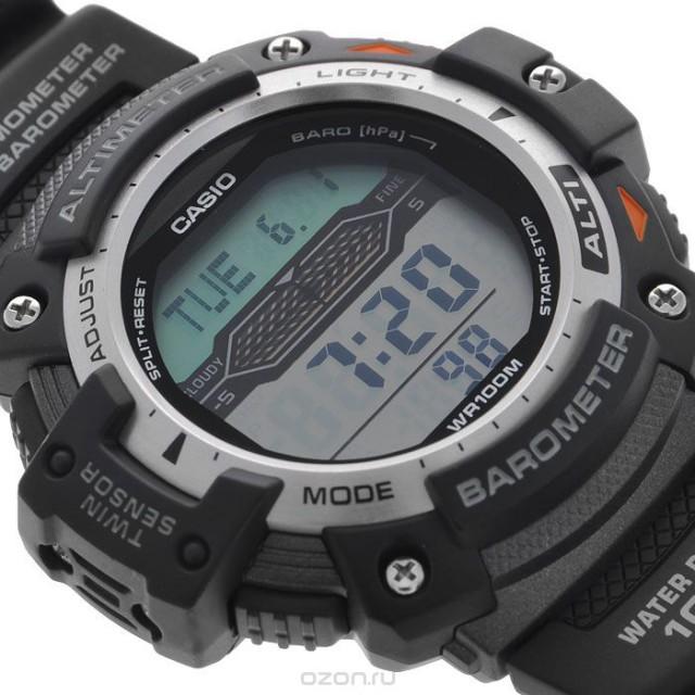 Продаю спортивные часы Casio SGW300H