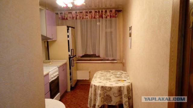 Сдам 4-х комнатную квартиру в г. Пушкино Московской области.