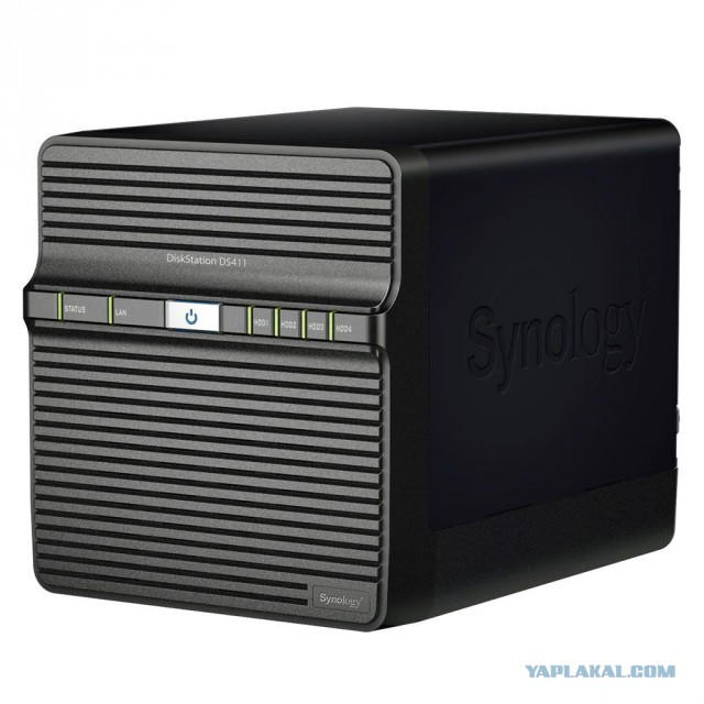 Synology ds409+1tb captiva black