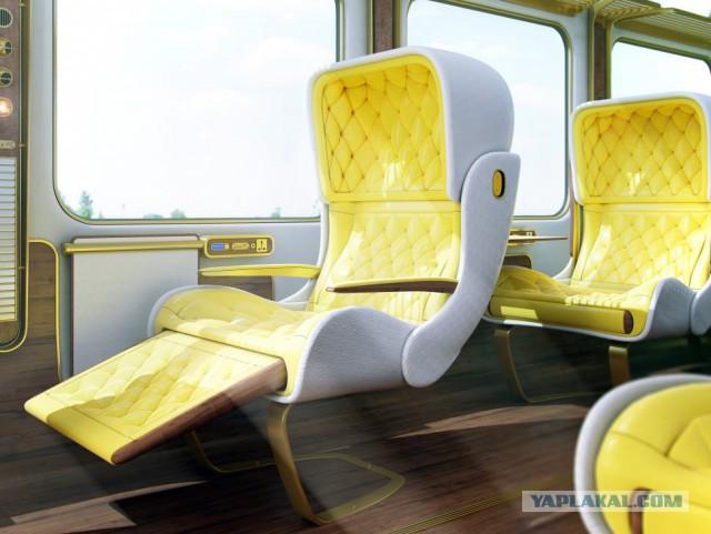 РЖД предложила модернизировать плацкарты вагоны-капсулами и пространствами-трансформерами