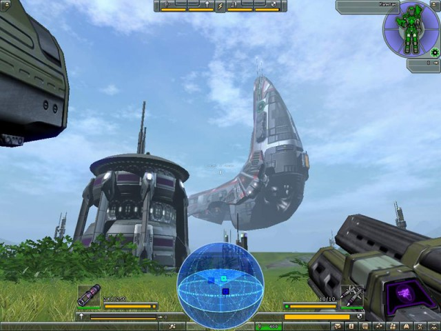 Скриншоты из игры с патчем Parkan 2 Мини-патч. Скачать патч к игре Parkan
