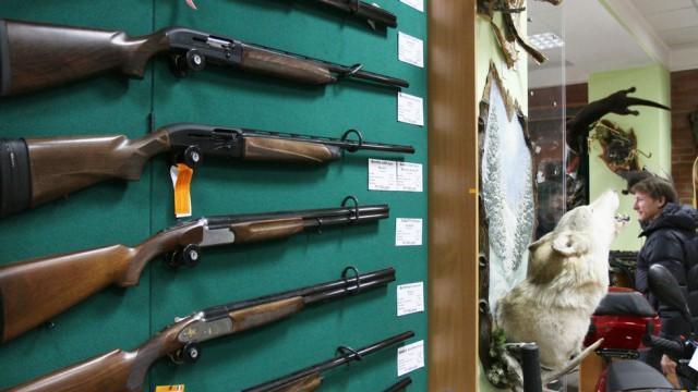 Поправки в законе об оружии: арсенал увеличат вдвое и упростят покупку нарезного ствола