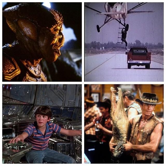 Голливудские фильмы, бывшие популярными у нас в 1980-х годах