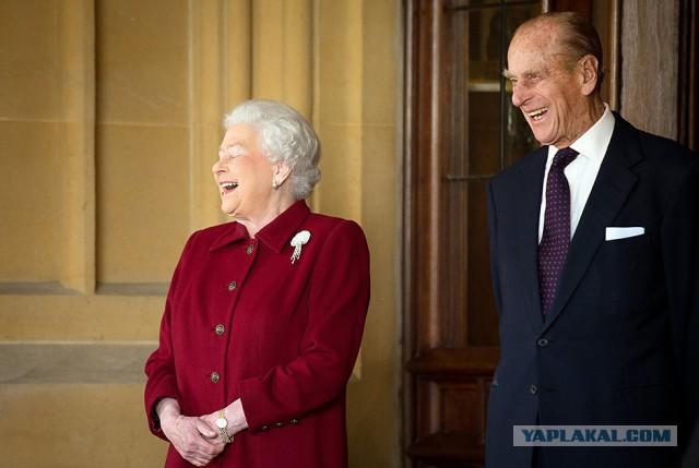 Елизавета II решила передать королевский престол Уильяму и Кейт