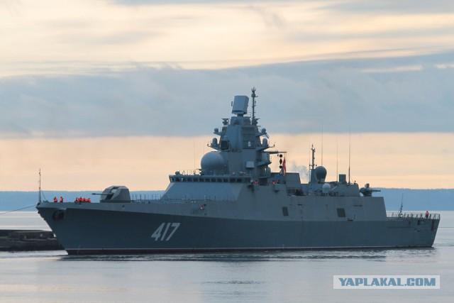 Какие корабли получит ВМФ России в 2015 году?