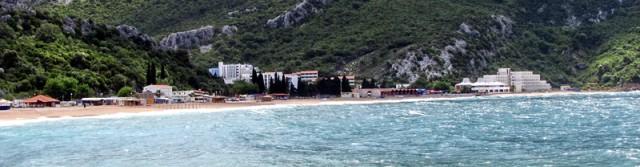 Мини отель на побережье Черногории