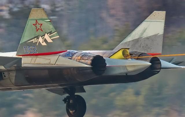 «Изделие 30»: первые фото нового двигателя для Су-57