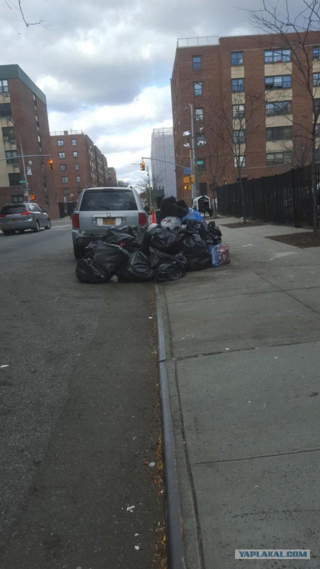 Почему я ненавижу Нью Йорк