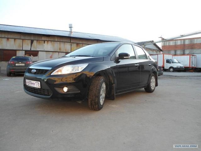 Продам в СПб Ford Focus 2 2011г