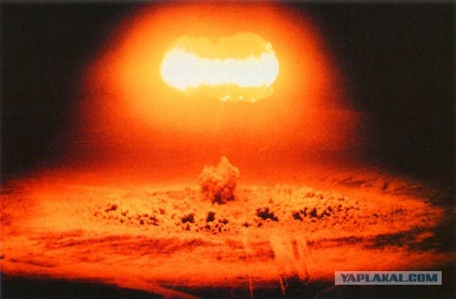 Пять ядерных взрывов, о которых не предупредили