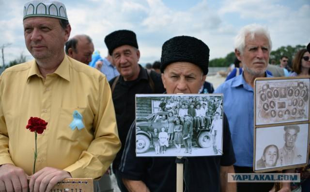 «Просвещение» согласилось внести правки в школьный учебник, где крымских татар называют пособниками нацистов