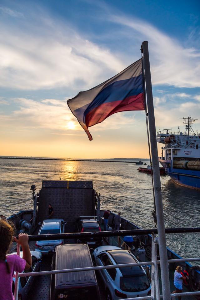 """Моё путешествие в """"оккупированный""""  Крым."""