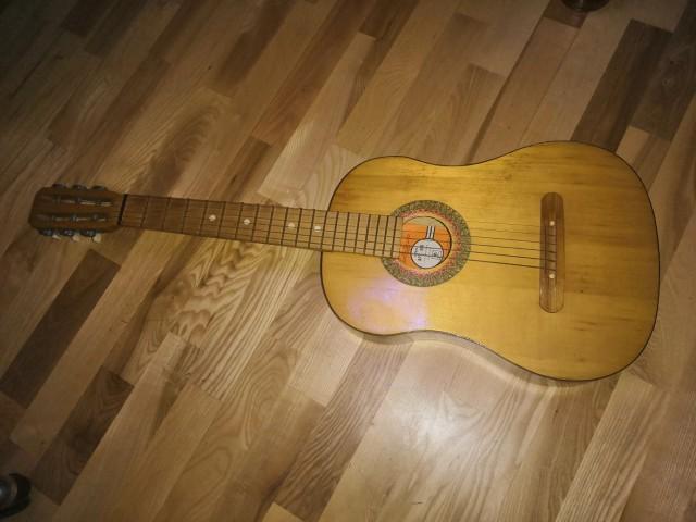 Отдам гитару