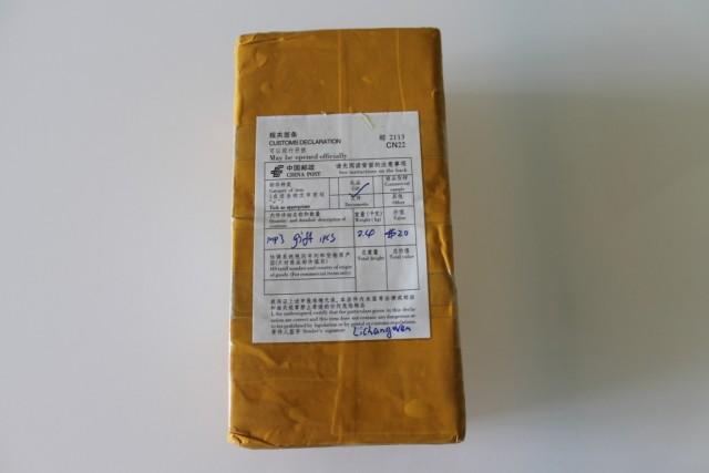 Заказал китайский телефон