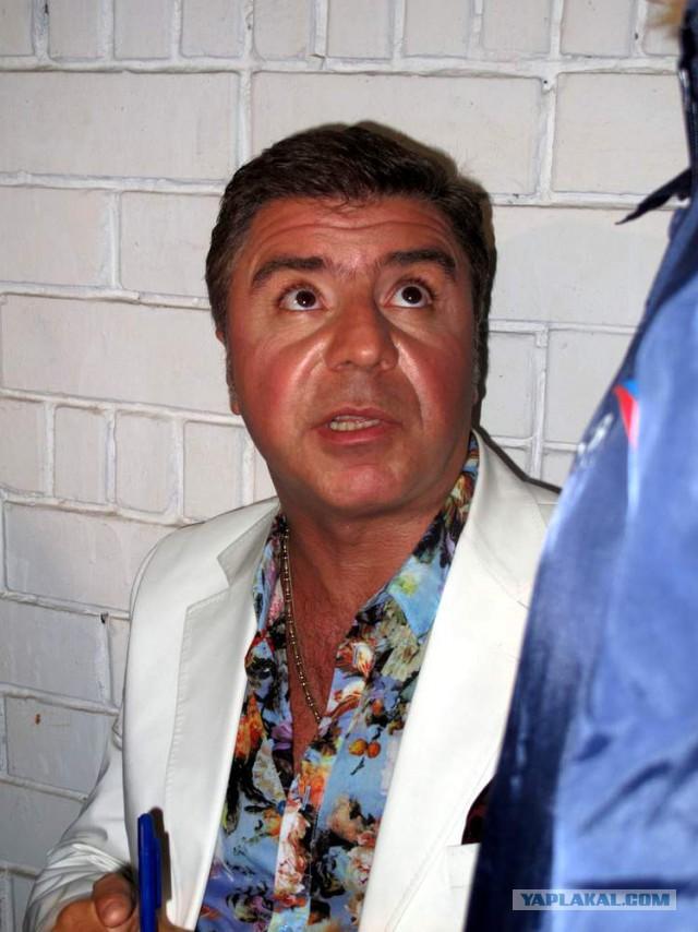 Я работал бесплатно ..  Павлиашвили рассказал о выступлении на свадьбе дочери кубанской судьи