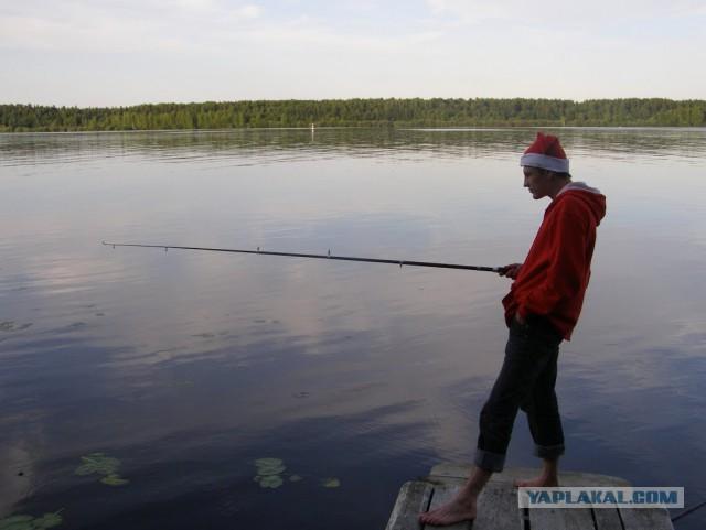 ловить рыбу в костромской области