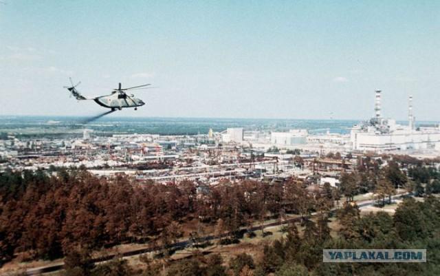 Фотоподборка в канун годовщины аварии на ЧАЭС