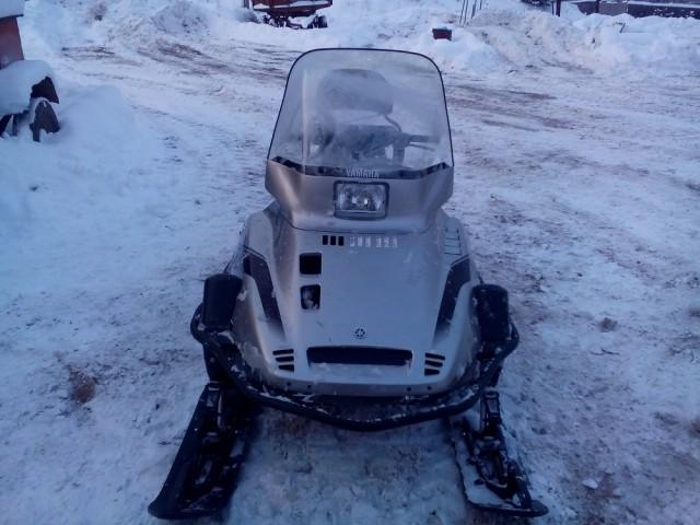 Продается снегоход Yamaha VK540E