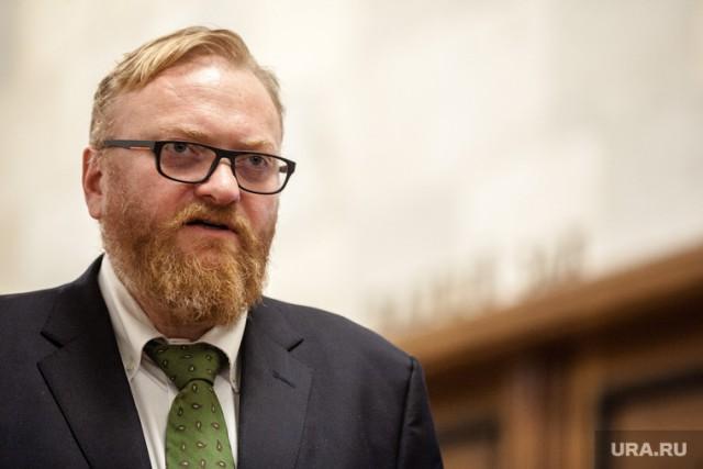 Милонов предложил запретить продажу самогонных аппаратов из-за взрыва в Екатеринбурге