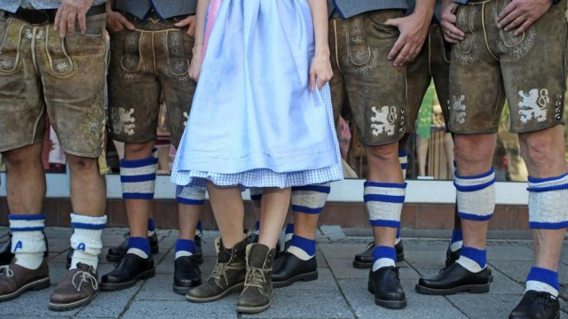 В Мюнхене начался Октоберфест. Самые необычные и интересные факты о празднике