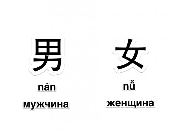 Есть в иероглифах какой-то тайный смысл.