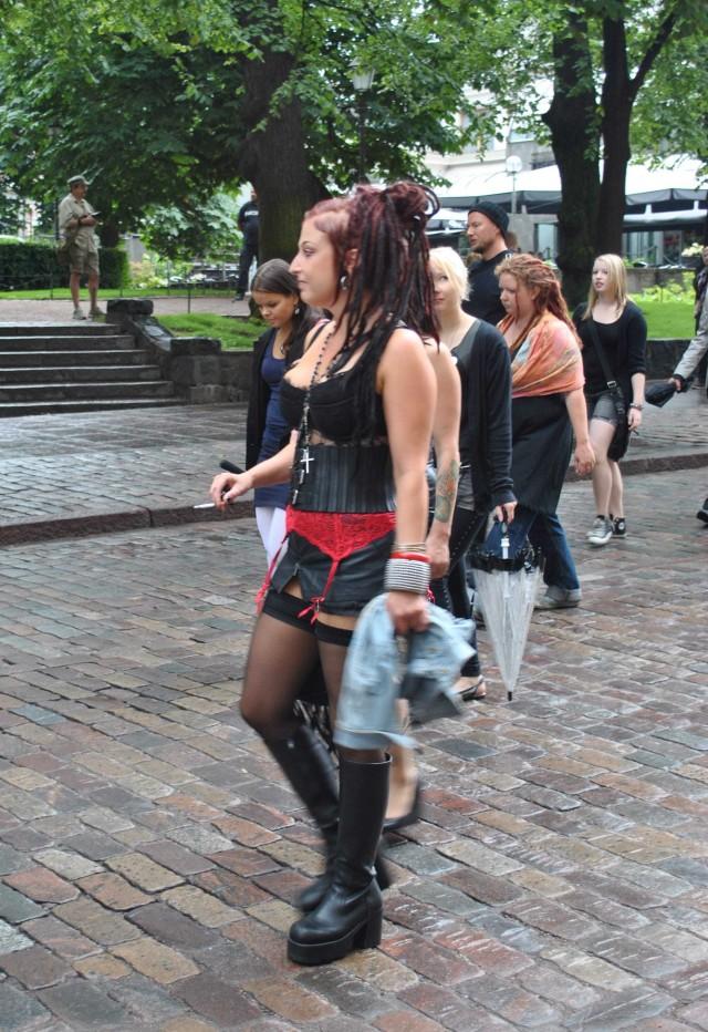 Проституток парады