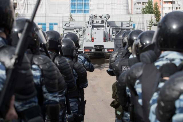 «Калашников» поставит Росгвардии 10 комплексов «Стена» для защиты от «агрессивной толпы». Вот как они выглядят