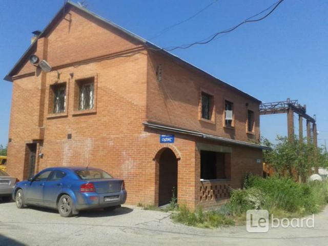 Производственная база в Челябинске - сдам или продам!