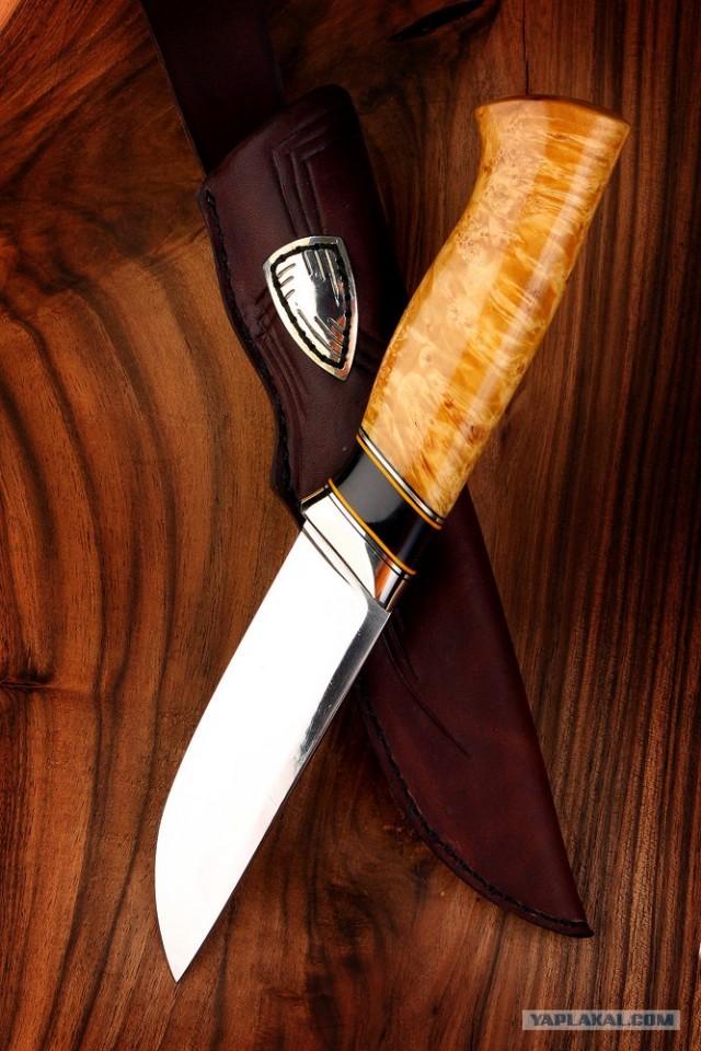 Как сделать больстер на нож