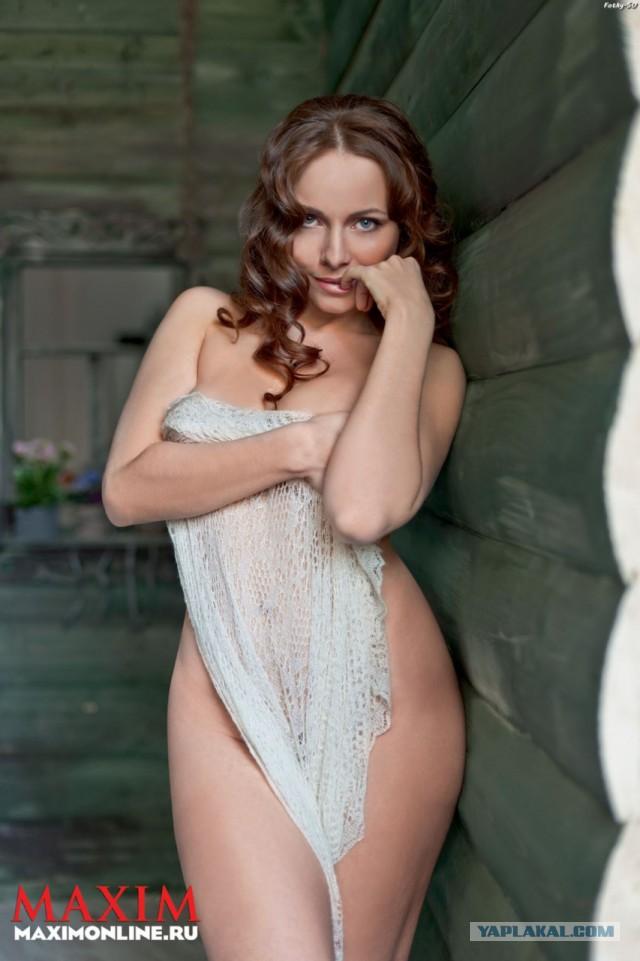 Самая сексуальная фотосессия Екатерины Гусевой