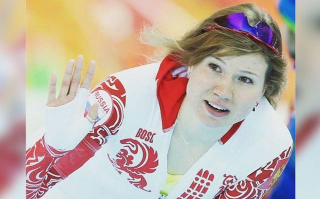 """Конькобежка Фаткулина обещает """"засунуть медаль между булок"""" желающим её отобрать"""