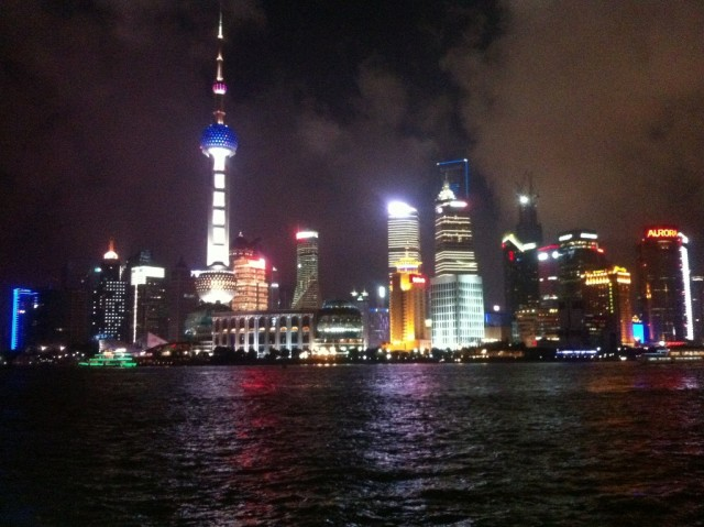 Шанхай - новая любовь на всю жизнь...