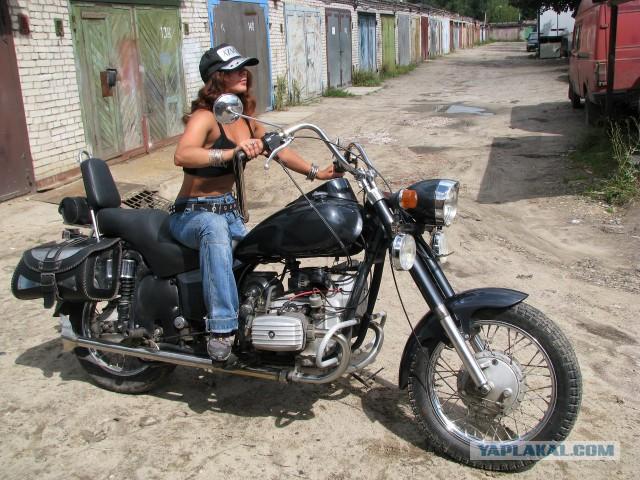 Урал (мотоцикл) — Википедия