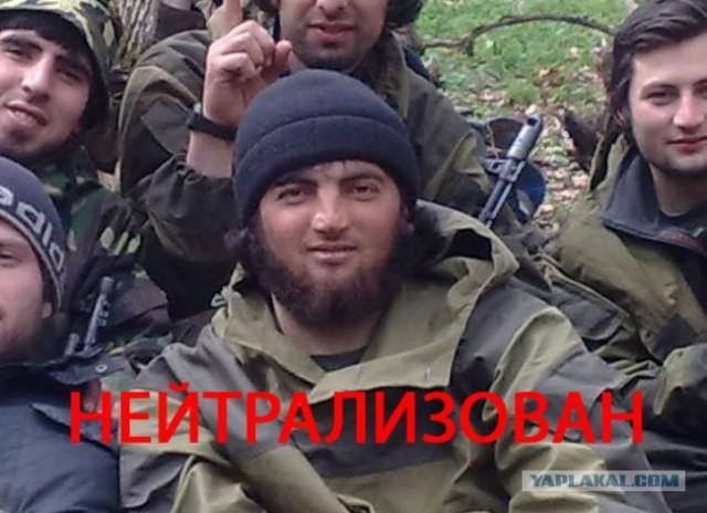 В Дагестане ликвидирован убийца