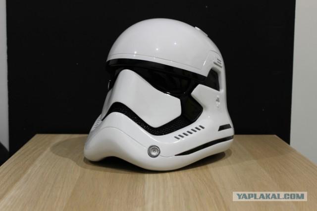Сказ о том как я потратил больше 500 часов на создание шлема штурмовика первого ордена Star Wars