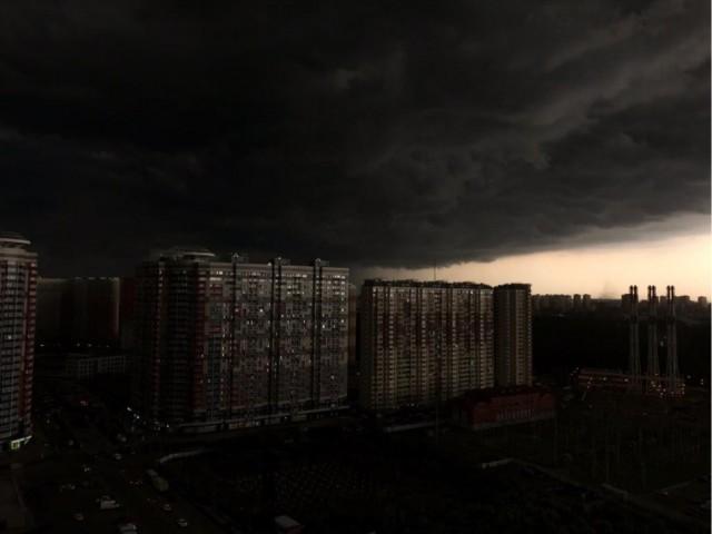 Удачное фото из Московской области