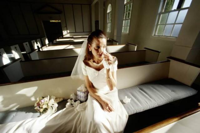 Муж подал в суд на невесту наутро после свадьбы
