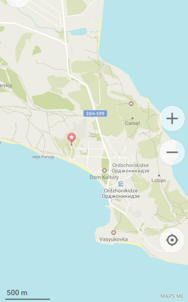 Продам земельный участок в Крыму